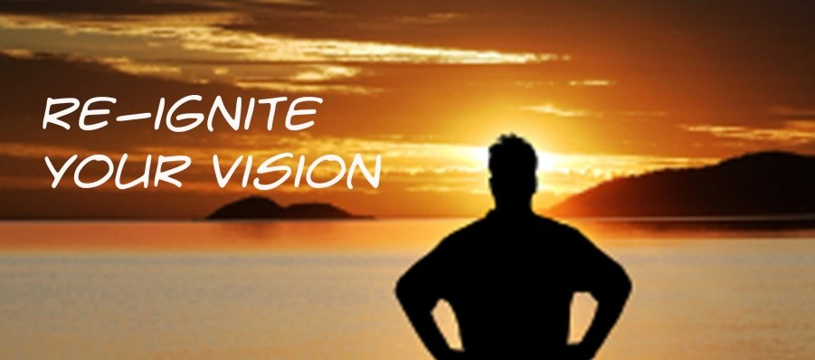 Retreat, Refresh and Re-Ignite your Vision